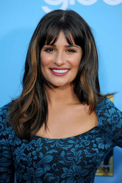Lea-Michele-highlights