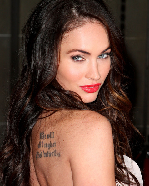 Megan-Fox-Passion-Play-Premiere-hairstyle