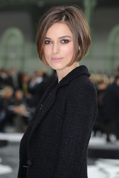 2008 winter celebrity Bob Hairstyle; winter 2005 hairstyles. Yay or Nay: Keira's New Bob